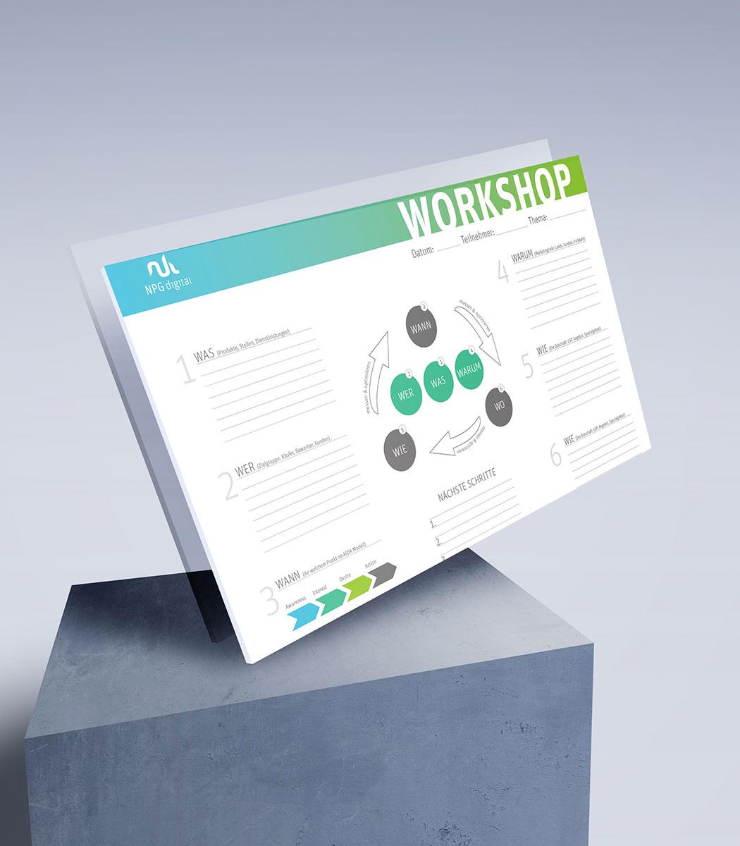 Online Marketing Lösungen finden - NPG digital - Ihr kompetenten Partner