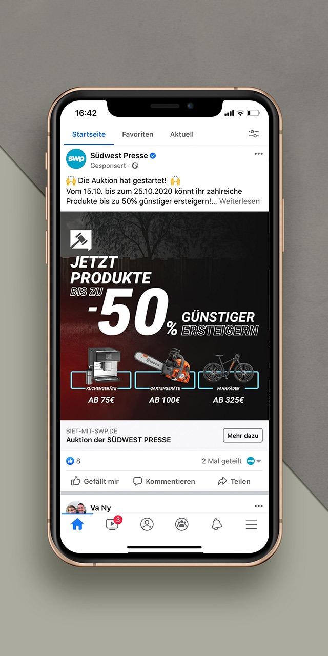 Visuelle Kommunikation bei Instagram-NPG digital  Werbeagentur aus Ulm