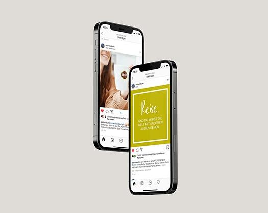 Instagram Betreuung für das Ulmer B&B Hotel NPG Digital - Ihre Werbeagentur aus Ulm
