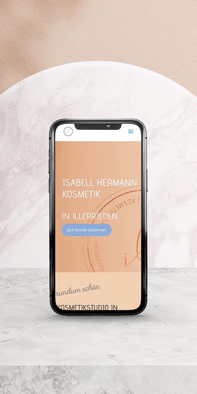 Website passend zum  Corporate Design gestalten-  Agentur für Corporate Design in Ulm
