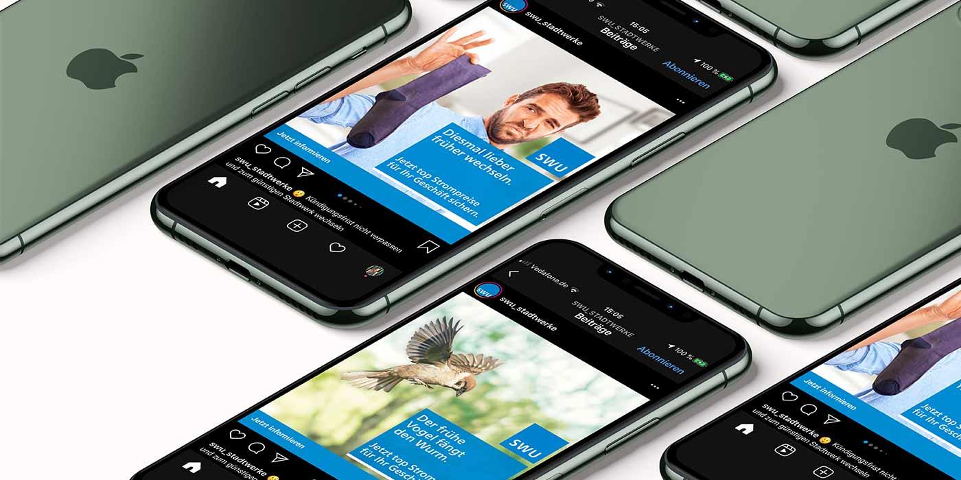 Display Werbung in Ulm-Kundenprojekt-SWU
