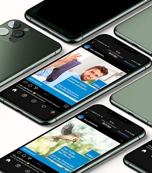 Social Media-Marketing- digitale Werbeagentur in Ulm -NPG digital GmbH