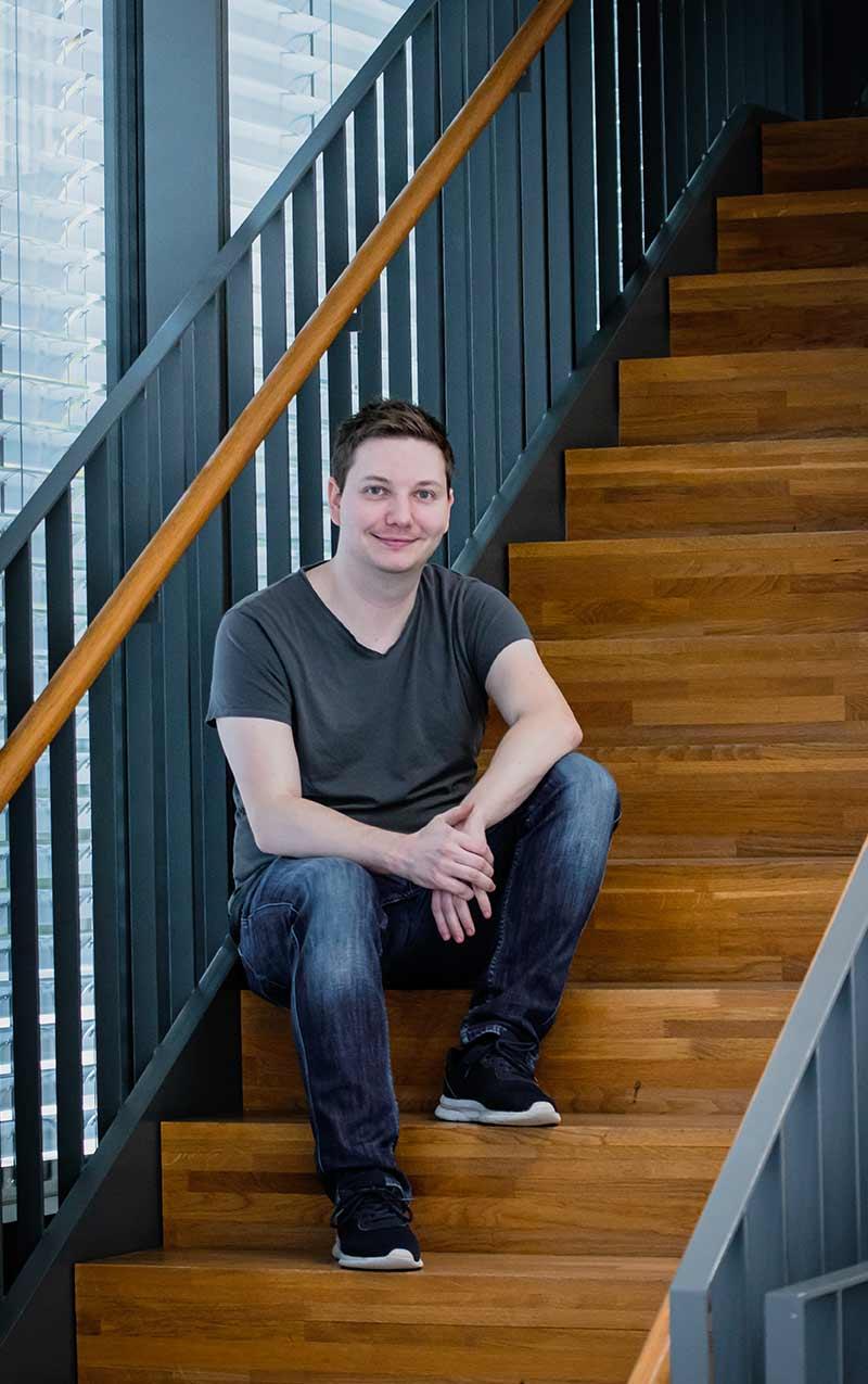 Timo Czerwonka - Videoproducer Ulm