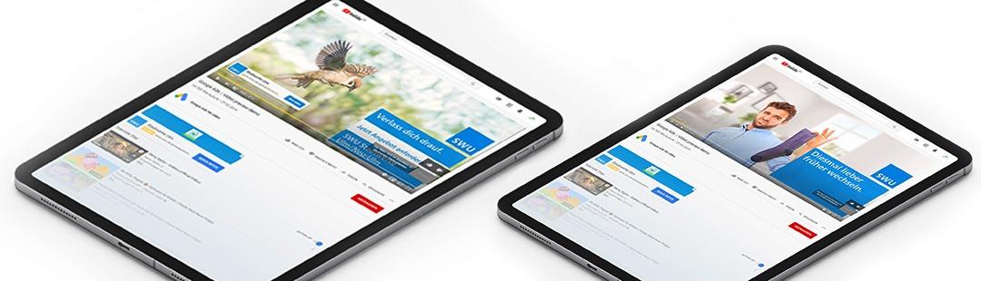 YouTube als Teil einer ganzheitlichen Online-Marketing Kampagne-Agentur-Ulm-SWU-Referenz