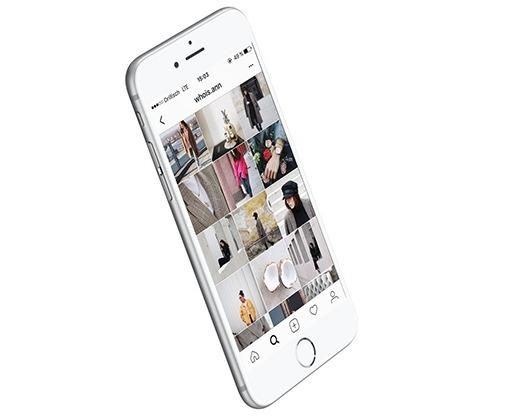 Instagram Account Beispiel Influencer