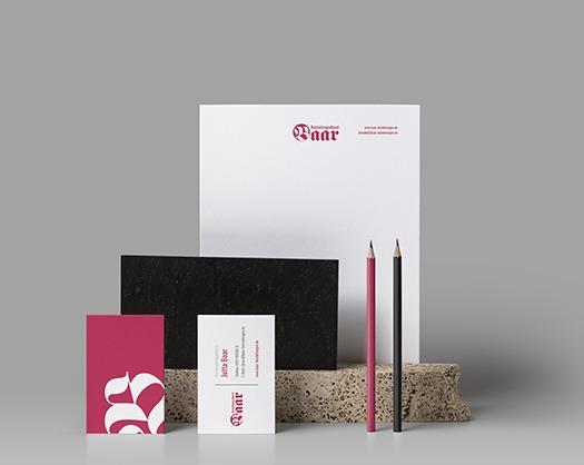 Bestattungsdienst Baar Corporate Design von NPG Digital