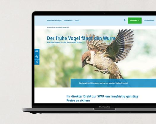 Tracking und Remarketing -Projekte der NPG digital
