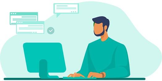 Website Anforderungen für ein Angebot bei der NPG digital